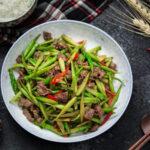 Bò Xào Cần Tỏi Tây, Món Ăn Thanh Đạm Để Bữa Trưa Thêm Phần Ngon Cơm! – phuotdanang.com